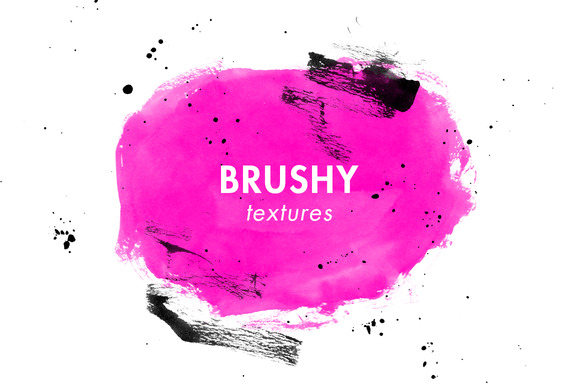 Brushy Textures