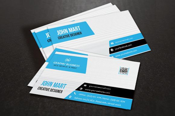 Creative Business Card V.2