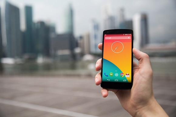 Nexus5 Template SG