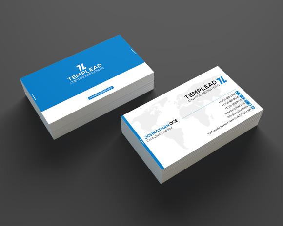 Corporate Business Card SE0203