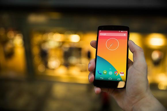 Nexus5 Template Golden