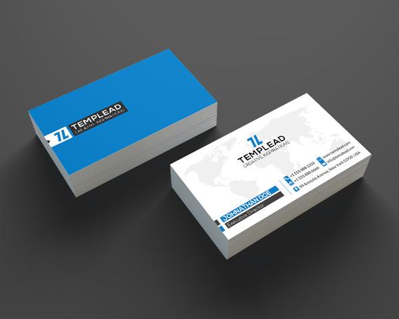 Corporate Business Card SE0204