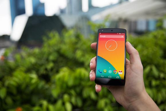 Nexus5 Template Urban Jungle