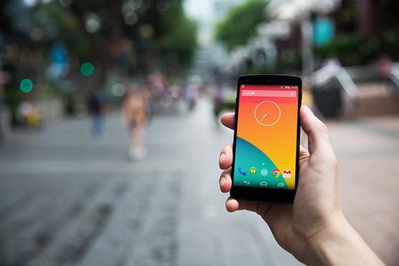 Nexus5 Template Wanderer