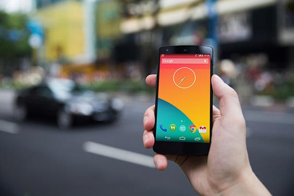 Nexus5 Template Street Side 2