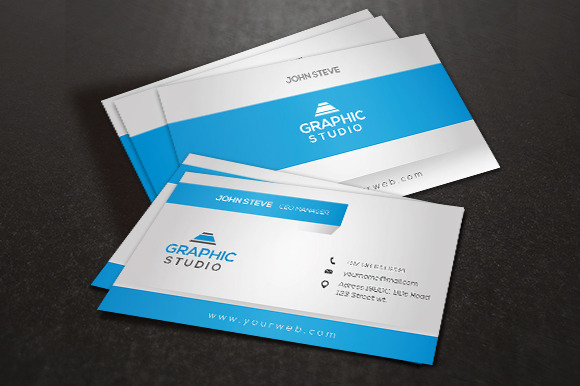 Creative Business Card 3