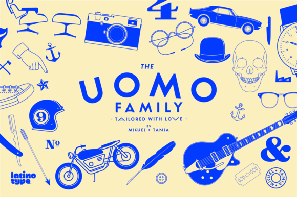 Uomo Family 50% Off