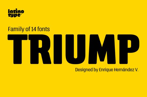 Triump Family 80% Off