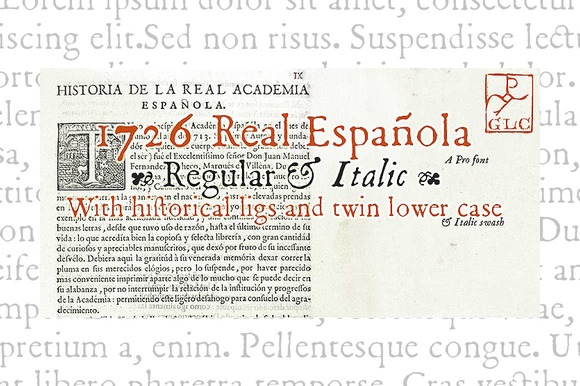 1726 Real Espanola Family OTF