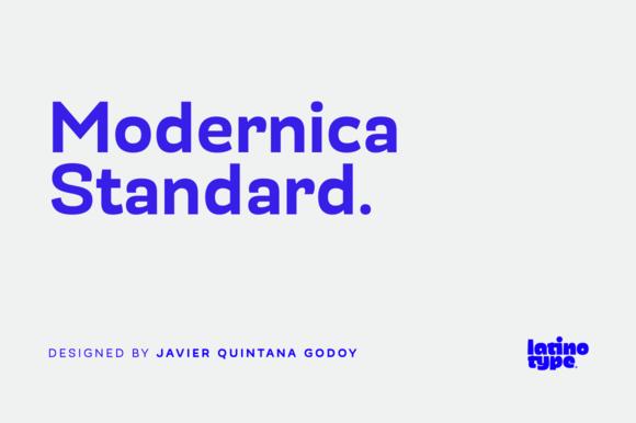 Modernica Standard Family 80% Off