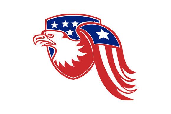 American Eagle Stars And Stripes Fla