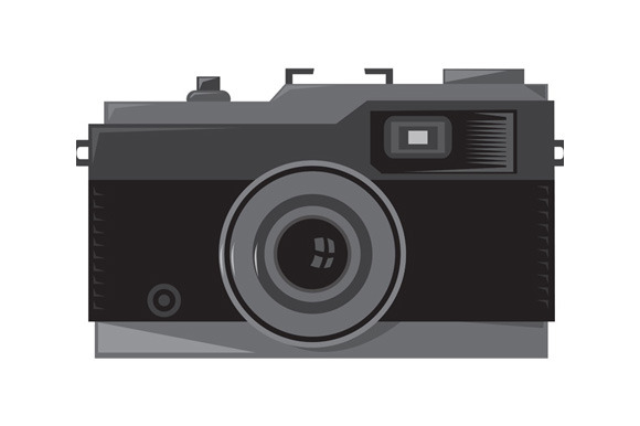 Vector Illustration Of A Vintage