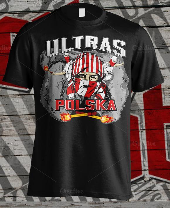 Ultras Design Illustration Polska