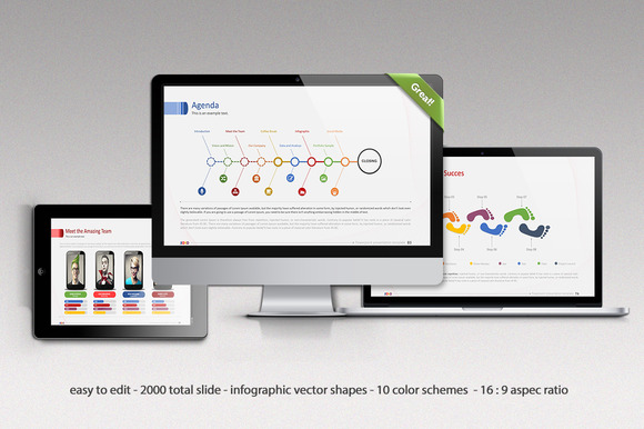 Solo Powerpoint Template