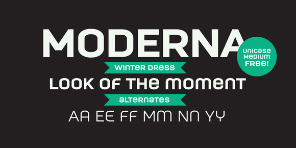 Moderna Complete Family 50% Off