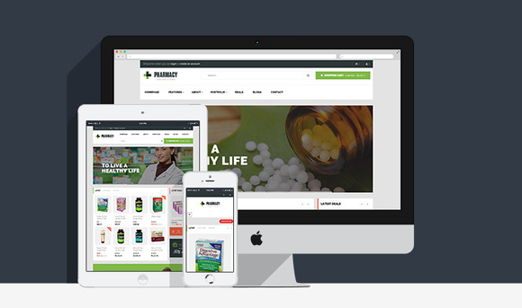Pts Pharmacy Prestashop Theme