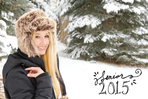 Senior Picture Overlays