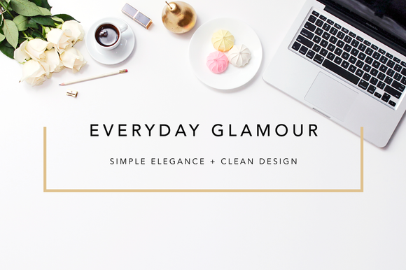 Elegant Hero Blogger Header Images