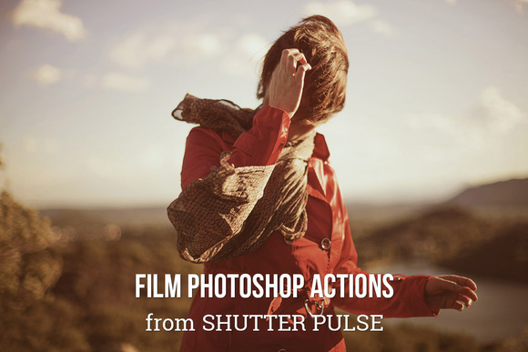Film Photoshop Actions