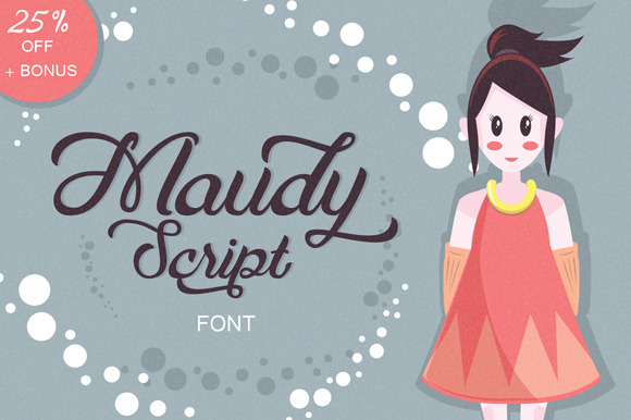 Maudy Script Bonus