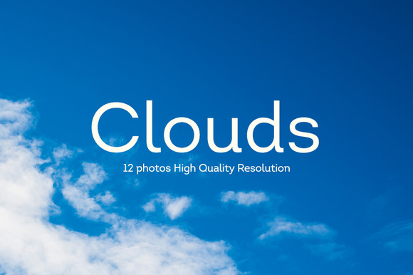 12 Clouds Photography HQ