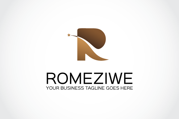 Romeziwe Logo Template