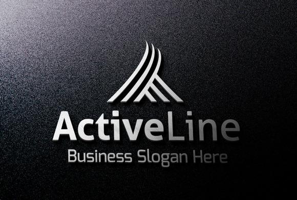 Active Line Logo