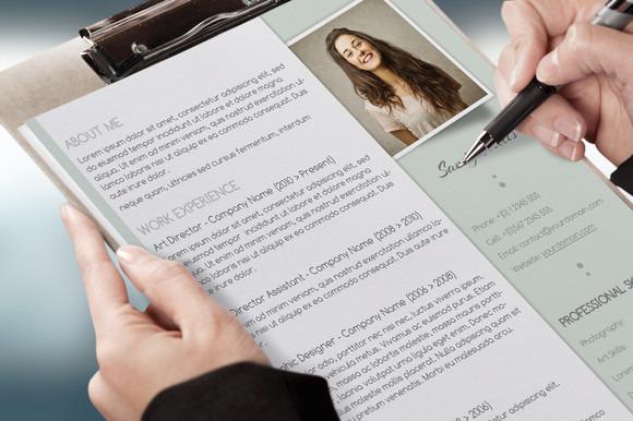 Sweet CV Cover Letter