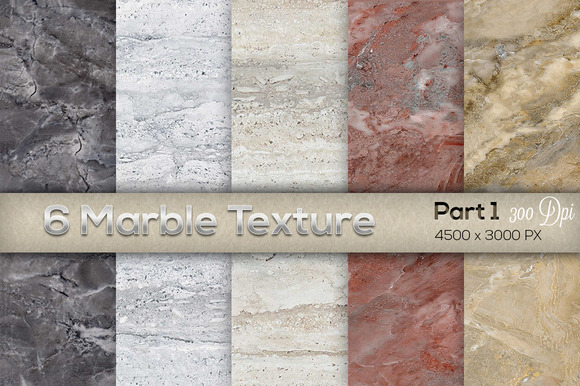 6 Marble Texture Part 1