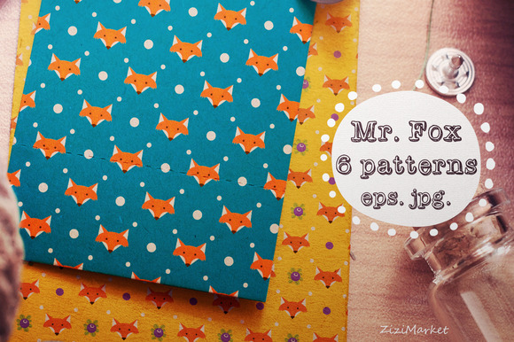 Mr Fox Pattern