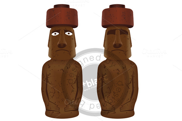 Moai Mata Ki Te Rangi