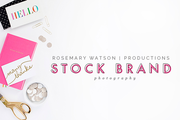 Styled Brand Photography Set Of 2