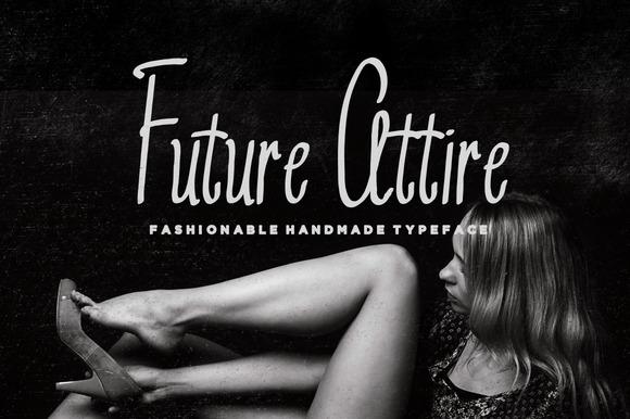 Future Attire Typeface