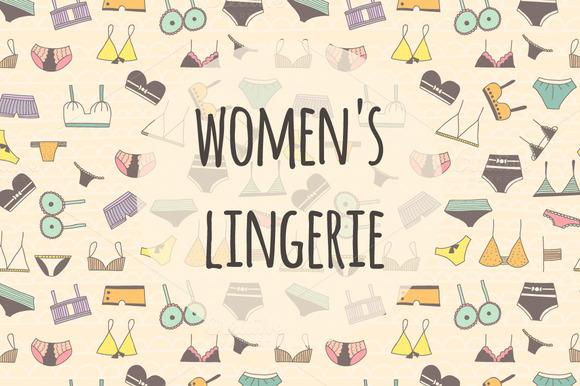 Women S Lingerie
