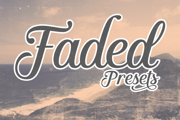 Faded Presets