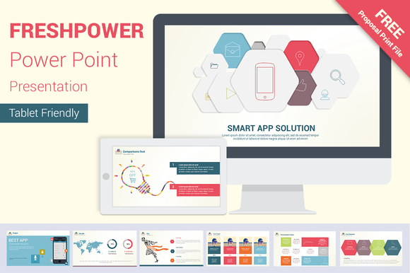 FRESHPOWER Power Point Presentation