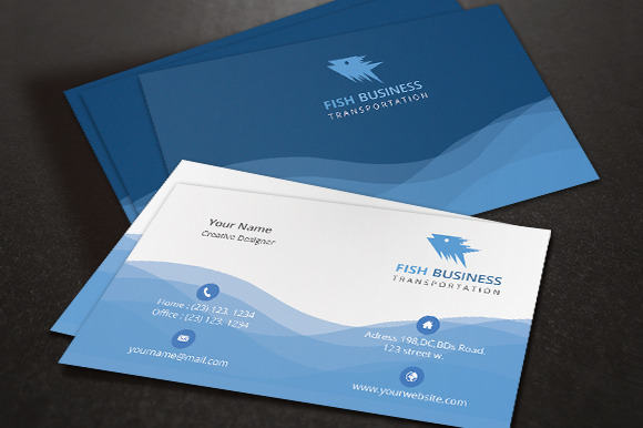 Corporate Business Card V.04