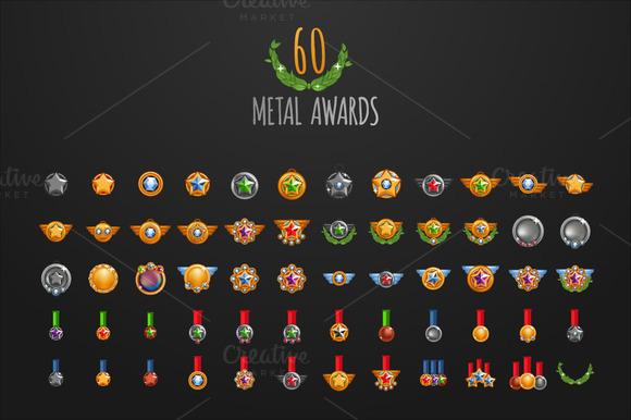 60 X Metal Awards