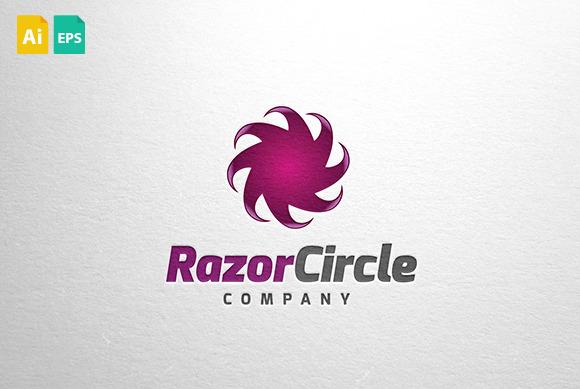 RazorCircle Logo