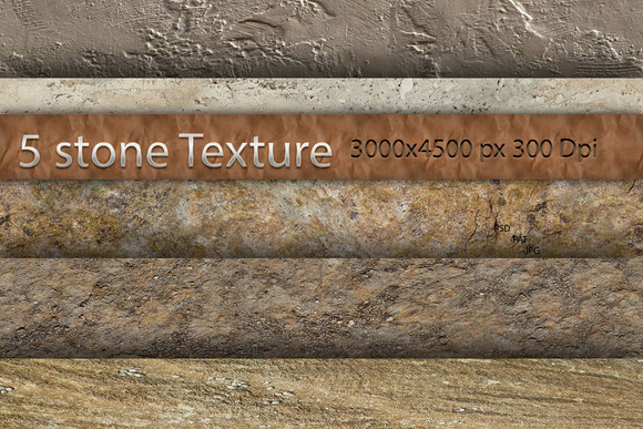 5 Stone Texture