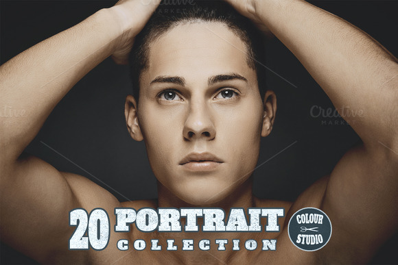 20 Portrait Collection