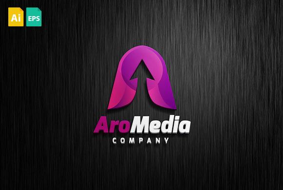AroMedia Logo