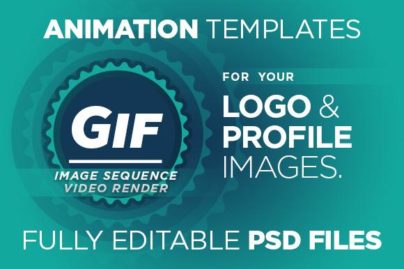 Logo Profile Image Animation V 1
