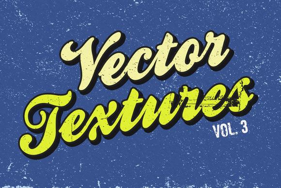 Vector Textures Volume 3