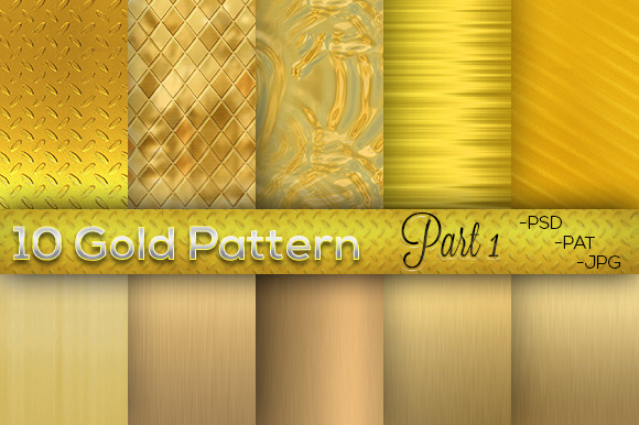 10 Gold Pattern Part 1