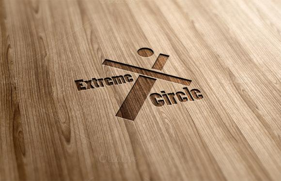 Extreme Circle Logo Design