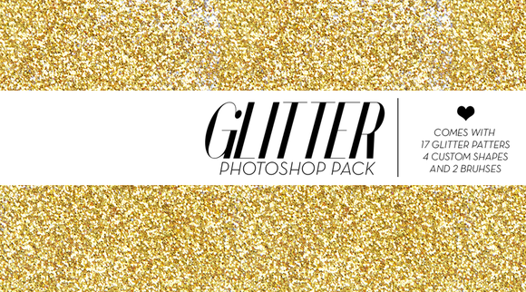 Glitz Photoshop Pattern Pack