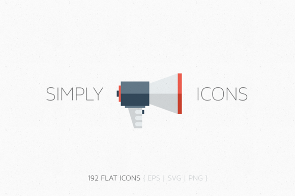 Simply Icons 50% Off