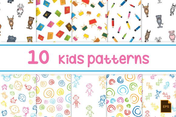 Vector Patterns Kids