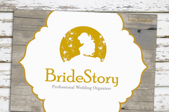 3 Exclusive Wedding Logo